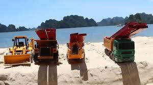 trucks for children excavator videos for children construction