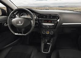 peugeot car interior 2015 peugeot 301 interior pixycars