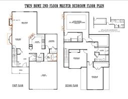 1st floor master floor plans empire builders ic twin 2nd