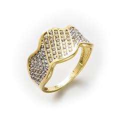 inele aur mi 847 inel aur galben 14k cu zirconii bijuteria mataranga