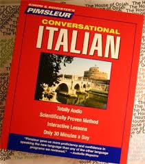 pimsleur conversational italian audio book 8 cd discount