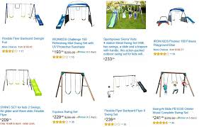 Best Backyard Swing Sets by Best Price Swing Sets U2013 Over 60 Available Across 5 Sources Swing