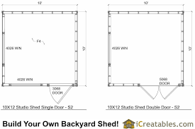 shed floor plan 10x10 studio shed plans 10x10 office shed plans modern shed