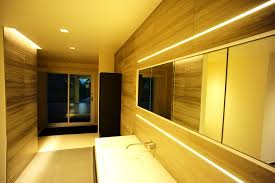 Recessed Lights Bathroom Recessed Led Made In America Illuminating A Bathroom Also
