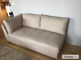 teindre housse canapé housse canape bz 160x200 stuffwecollect com maison fr