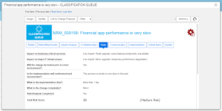 gap portal help desk features service support manager micro focus