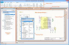 pcb user interface