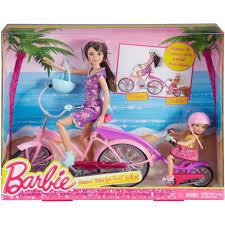 barbie sisters bike walmart