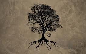cool tree silhouette x paintings wallpaper designs s bedroom cool