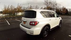 2017 nissan armada platinum 2017 nissan armada platinum 4x4 review and test drive youtube