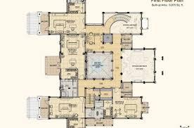 6 bhk mansion floor plans house floor plans