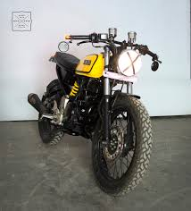 maserati motorcycle price yamaha fz modified into a yamaha rx100 by gear gear motorcycles