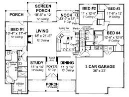 4 bedroom house plans 1 story 1 story 5 bedroom house plans 1 story house plans with 5 bedrooms