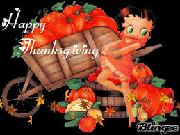 thanksgiving screensavers and backgrounds betty boop thanksgiving
