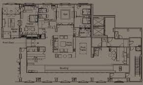 Las Vegas Casino Floor Plans Penthouse Real World Suite U2022 Casino Tower U2022 Hard Rock Hotel
