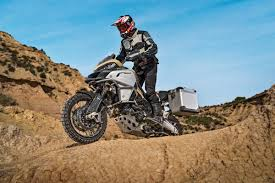 ducati motocross bike dirt bike magazine new ducati multistrada enduro pro edition
