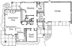 most efficient floor plans energy block home