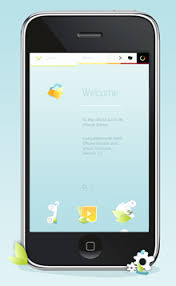 iphone themes that change everything raise awareness for climate change with beautiful themes on your