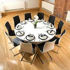 what size centerpiece for 60 round table awesome round dining table seats 10 appealing round extendable