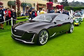 cadillac escala 2016 pebble beach concepts gaze into the future automotive news