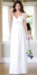 maternity wedding dresses uk white maternity wedding dresses pictures ideas guide to buying