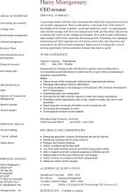 Ceo Resume Examples by Ceo Resume Template Download Free U0026 Premium Templates Forms