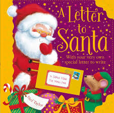 a letter to santa with your very own special letter to write ned