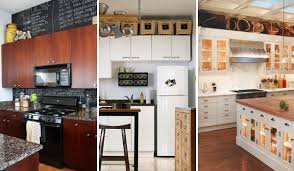 kitchen cabinets ideas pictures 20 stylish and budget friendly ways to decorate above kitchen