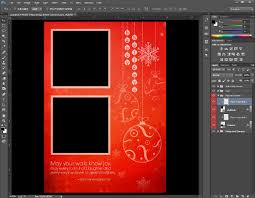 nice how to make a christmas card on photoshop part 11 creating