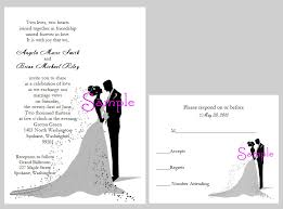 wedding cards for and groom wedding invitation from and groom sunshinebizsolutions
