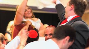 Jewish Wedding Chair Dance Jewish Wedding Videographer Portobello Films