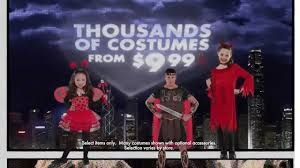 sofia party city halloween 2012 commercial youtube