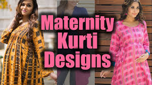 Maternity Clothes For Less Maternity Wear Designer Kurtis For Pregnant Girls Kurti For