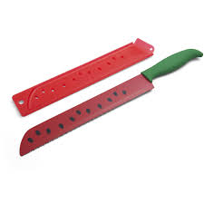 Red Kitchen Knives by Faberware Knives