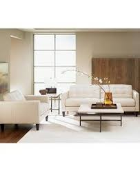 macys furniture sofas milan leather sofa living room furniture collection leather