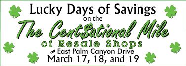 cathedral city halloween store lucky days of savings on the
