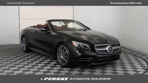 cpe class 2018 new mercedes s class cabriolet s560a s560 2dr conv cpe