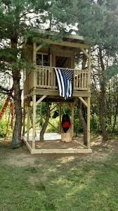 three house nys trooper davis started tree house for officers finish