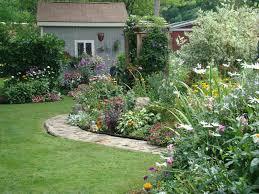 beautiful flower garden ideas preplanned for flower garden ideas