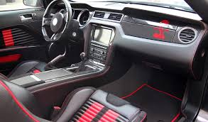 2013 Ford Mustang Interior Anderson Germany Ford Shelby Gt500 Mustang Super Venom Edition Custom