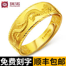 fashion long rings images Usd 622 77 999 gold men 39 s and women 39 s opening rings gold mens jpg