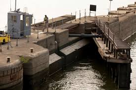 choke point of a nation the high cost of an aging river lock