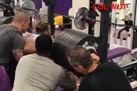 lsu u0027s derrius guice can squat 650 pounds and this is not a drill