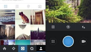 instagram for android instagram for android gets a new flat design