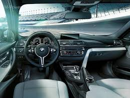 Bmw M3 Interior Trim The Interior Design Of Bmw M4 And M3