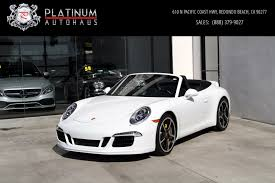 porsche 911 carrera 2015 porsche 911 carrera s sport design package stock 6022