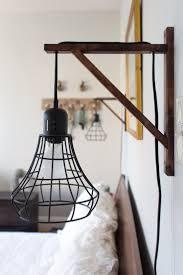 bedside l ideas best 25 bedside lighting ideas on pinterest bedside l