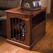 newport pet crate end table dog crate end tables stylish table plans for the home pinterest in 7