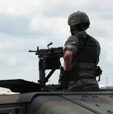 humvee clipart soldier free stock photo a female soldier on top of a humvee