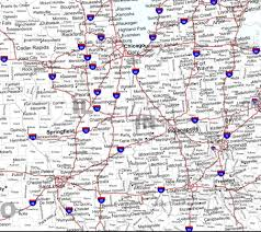 Interstate Map Of United States by See A Close Up Of The Us Interstate Map Zoom